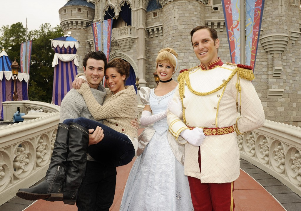 KEVIN AND DANIELLE JONAS CELEBRATE FIRST WEDDING ANNIVERSARY AT