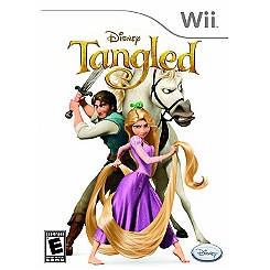 "Add ""Disney Tangled: The Video Game"" for the Wii to Your Christmas Shopping List"