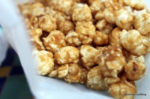 Passholders Get a FREE Bag of Caramel Corn at Epcot's Karamelle-Küche