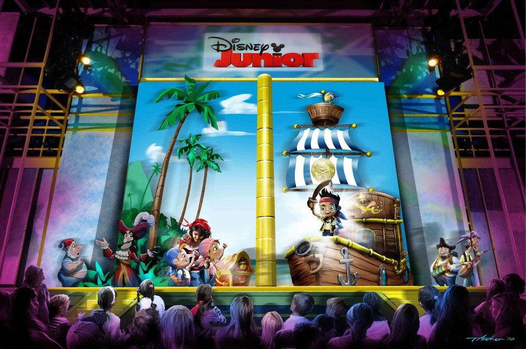 """Disney Junior – Live on Stage"" to Premiere at Disney's Hollywood Studios in March"