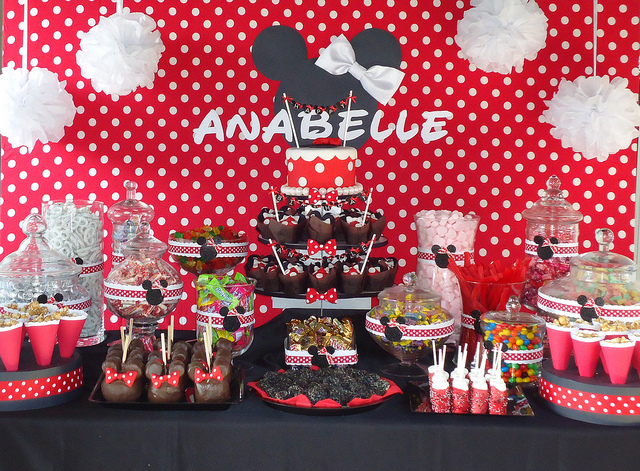 What Kid Wouldn   T Go Crazy Over The Minnie Mouse Sugar Station
