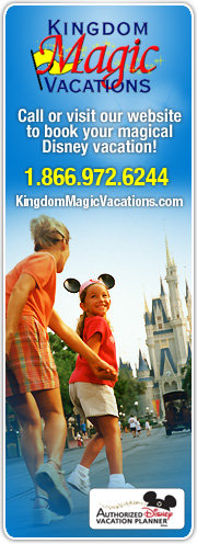 Enter to Win Two Nights at a Disney Deluxe Resort via Kingdom Magic Vacations