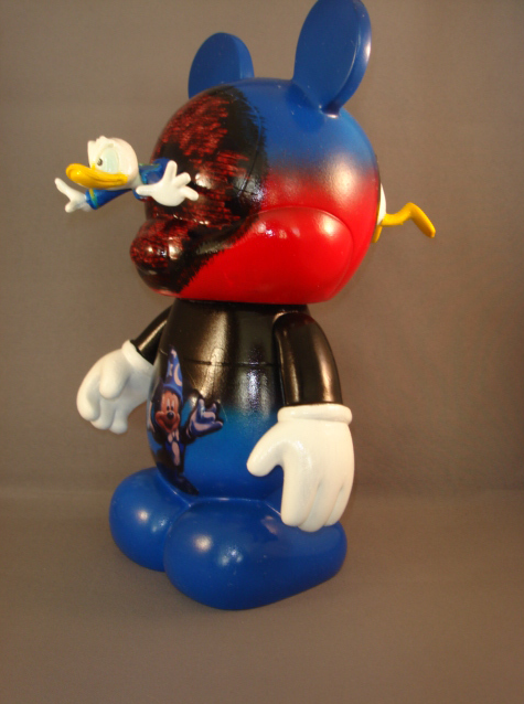Custom Disney Vinylmations on eBay
