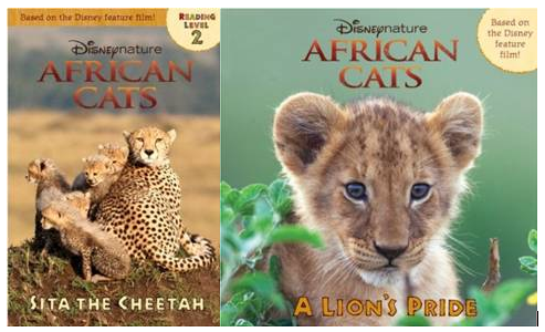 Enter to Win Disneynature African Cats Swag