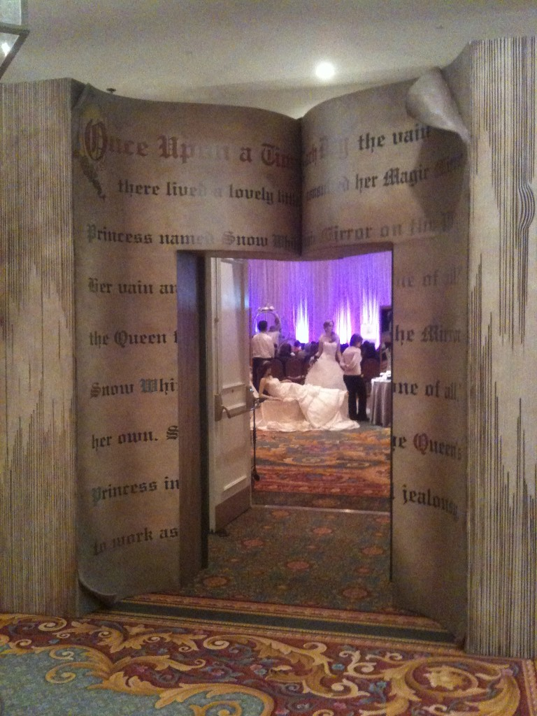 Disney's Fairy Tale Weddings & Honeymoons Bridal Showcase