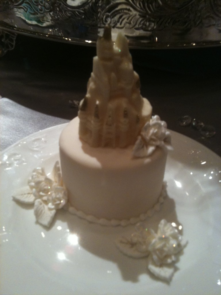 Cake Photos From The 2011 Disney S Fairy Tale Weddings