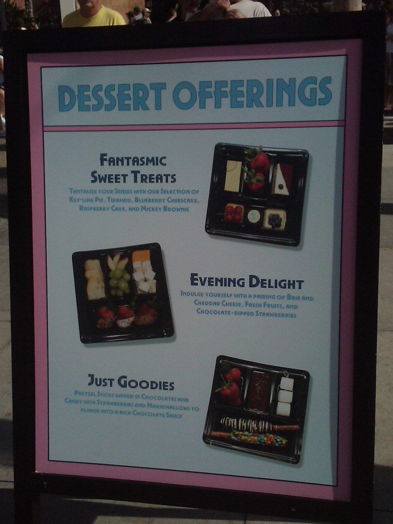 New Decadent Dessert Boxes at Disney's Hollywood Studios