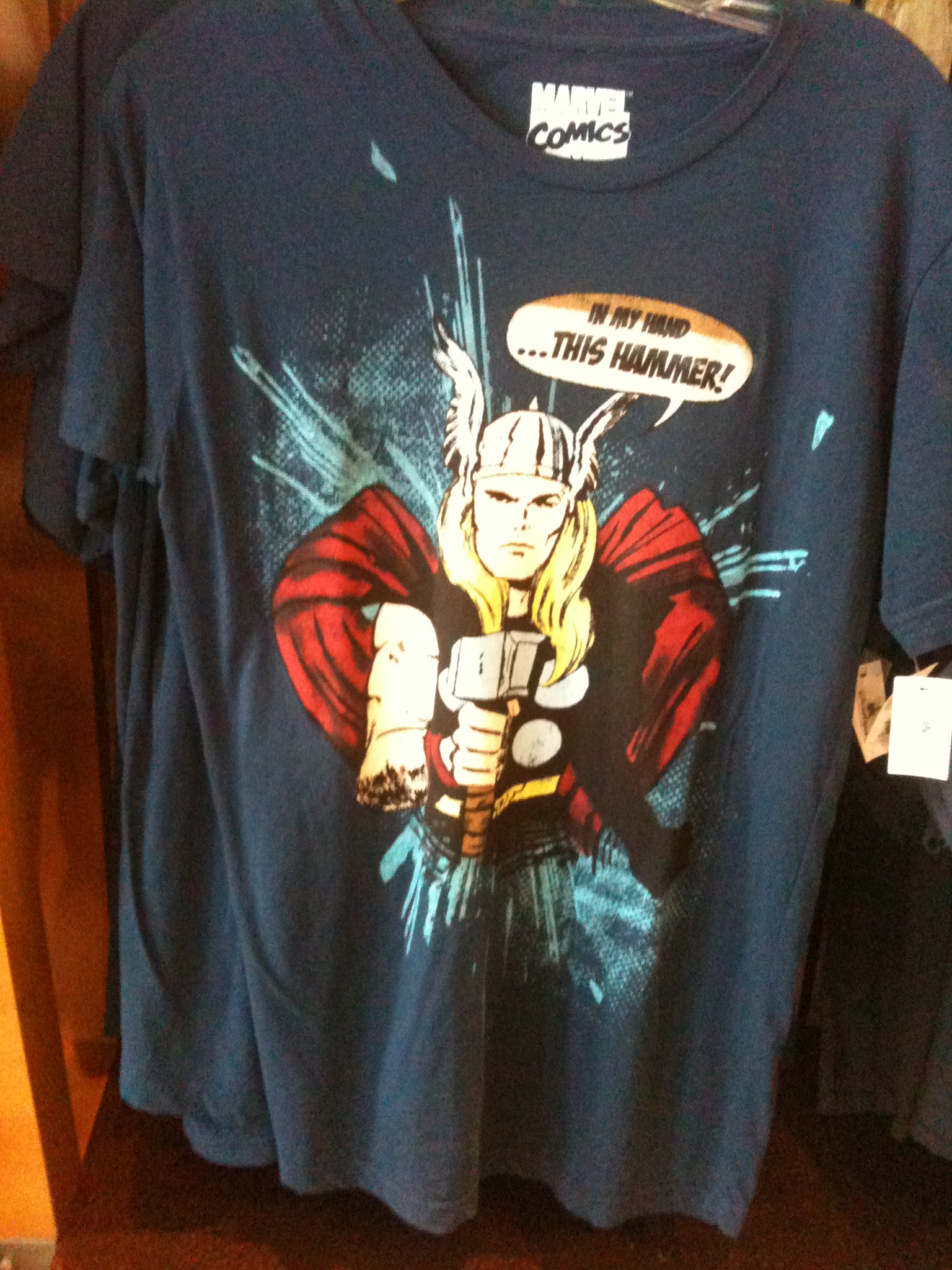 Thor Movie Merchandise At Downtown Disney D Street