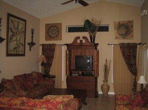 Photo Tour of Our Vacation Rental Home Right Next to Walt Disney World