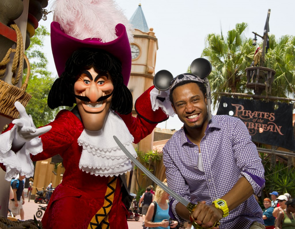 Top Celebrity Sightings at the Best Attractions at Epcot ...