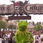 Video: Kermit Covers World Premiere of Pirates of the Caribbean: On Stranger Tides