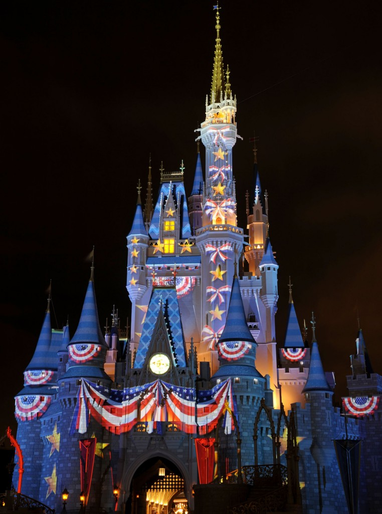 2011 4th of July Events at Walt Disney World Resort