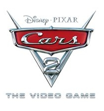 Cars 2 The Video Game Logo