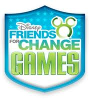 "Disney Helps Kids Make a Difference with the ""Disney Friends for Change Games"" Online Destination"