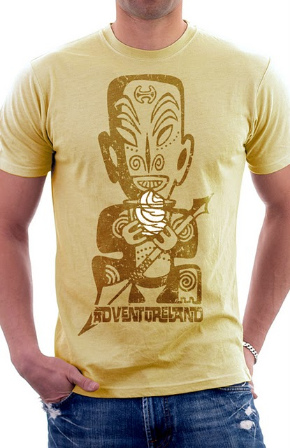 DOPE Pineapple Dole Whip Adventureland Tiki Throwback T Shirt