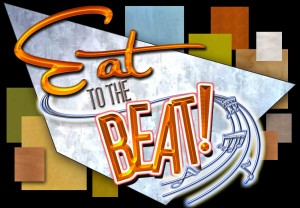 Epcot Eat to the Beat Concert Logo