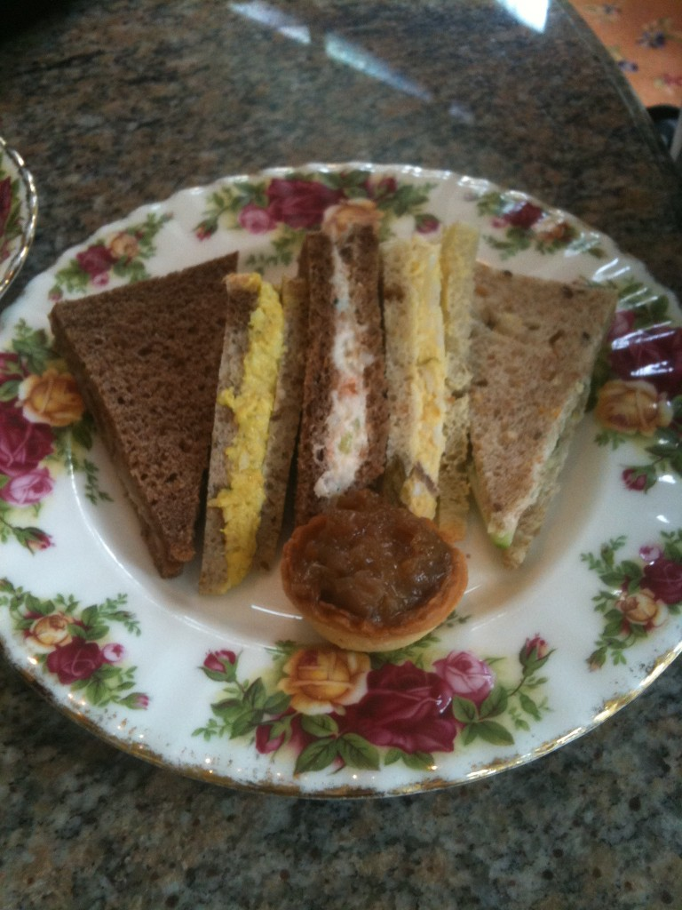 Grand Floridian Tea Sandwiches