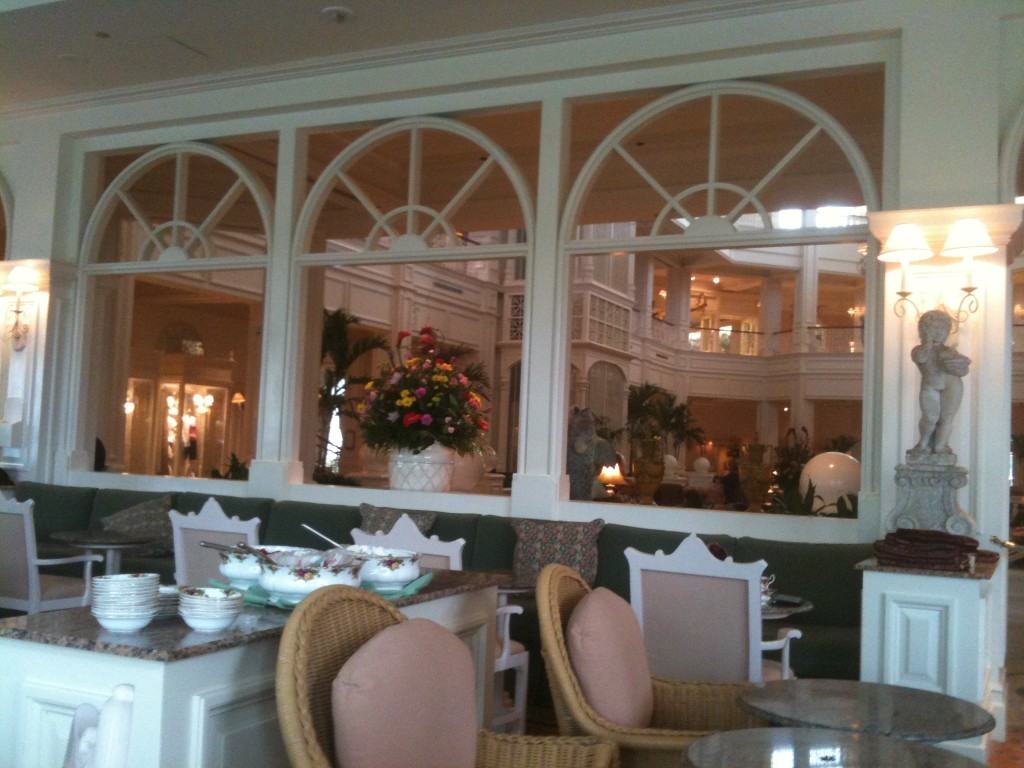 Details Of Our Afternoon Tea At The Grand Floridian S Garden View Tea Room Disney Every Day