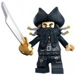 MTV Recreates Pirates of the Caribbean: On Stranger Tides Movie Trailer Entirely with LEGOs