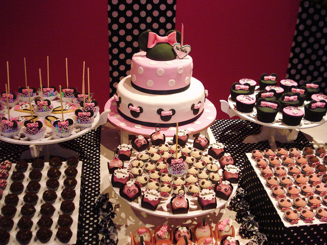 Stunning Minnie Mouse Birthday Party 640 x 480 · 315 kB · jpeg