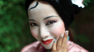 Disney Mulan Bride Makeup Tutorial Video