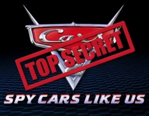 New Video Released – Cars 2: Spy Cars Like Us – Featurette