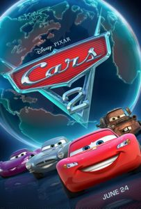"Disney Pixar ""Cars 2"" Movie Review"