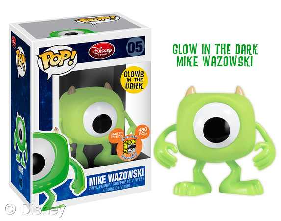 Exclusive Disney Pop Vinyls Available Only At San Diego S