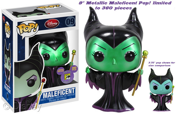 Exclusive Disney Pop Vinyls Available Only At San Diego S Comic Con Disney Every Day