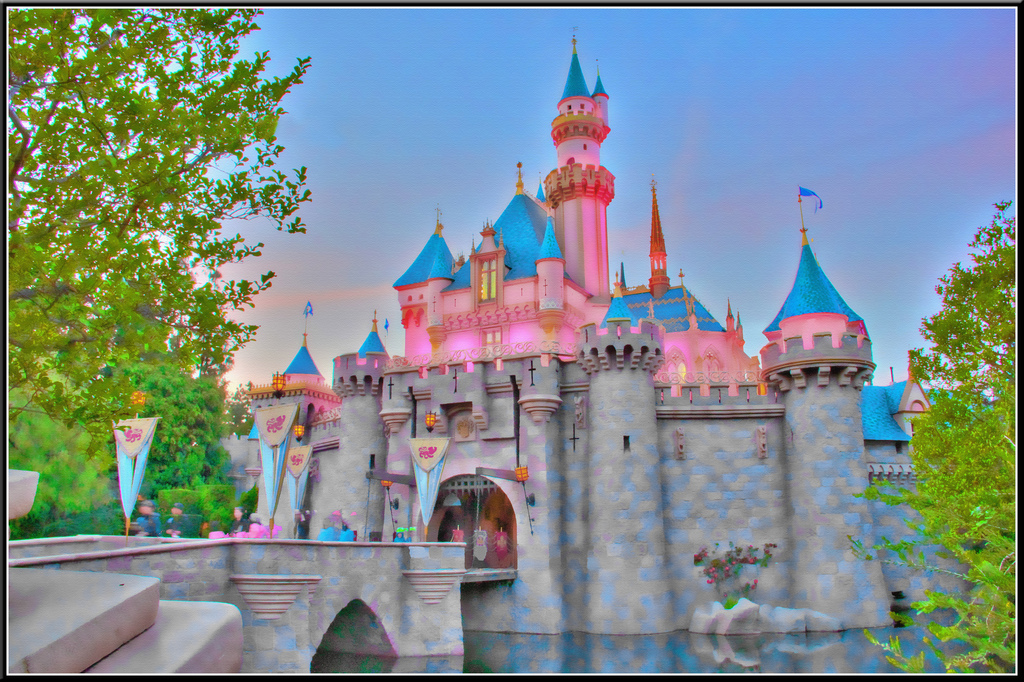 Happy 56th Birthday Disneyland!
