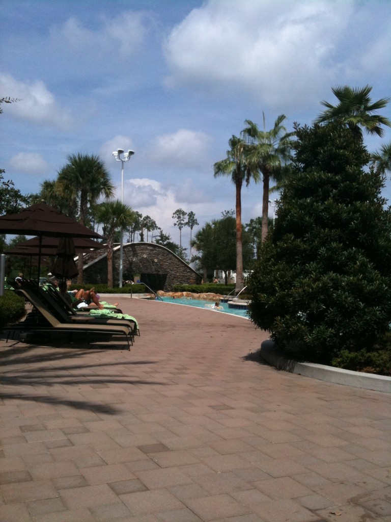 Hilton Bonnet Creek Orlando Pool Lazy river