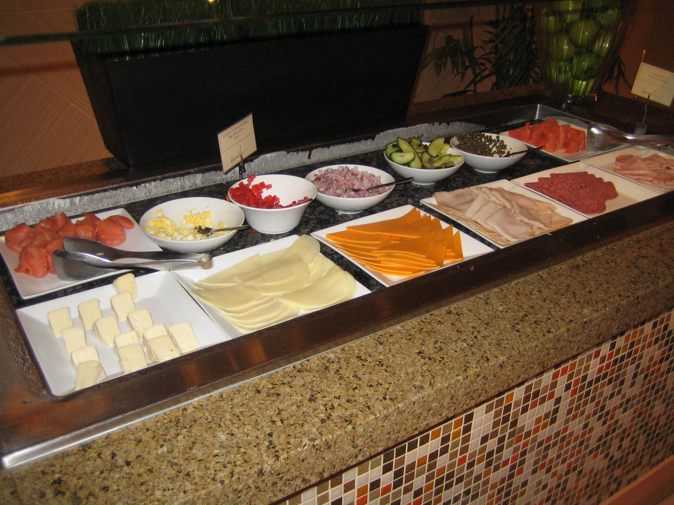 Fabulous Review Of Harvest Bistro Breakfast Buffet At The Hilton Download Free Architecture Designs Lectubocepmadebymaigaardcom