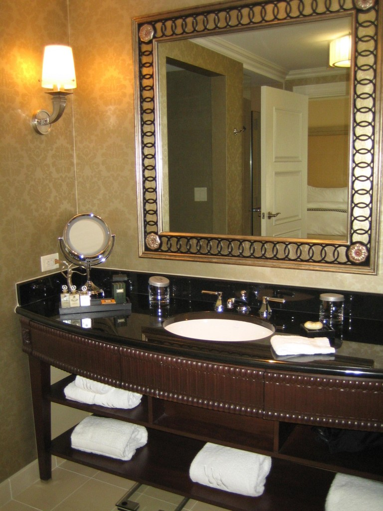 Waldorf Astoria Suite Orlando Bonnet Creek Bathroom