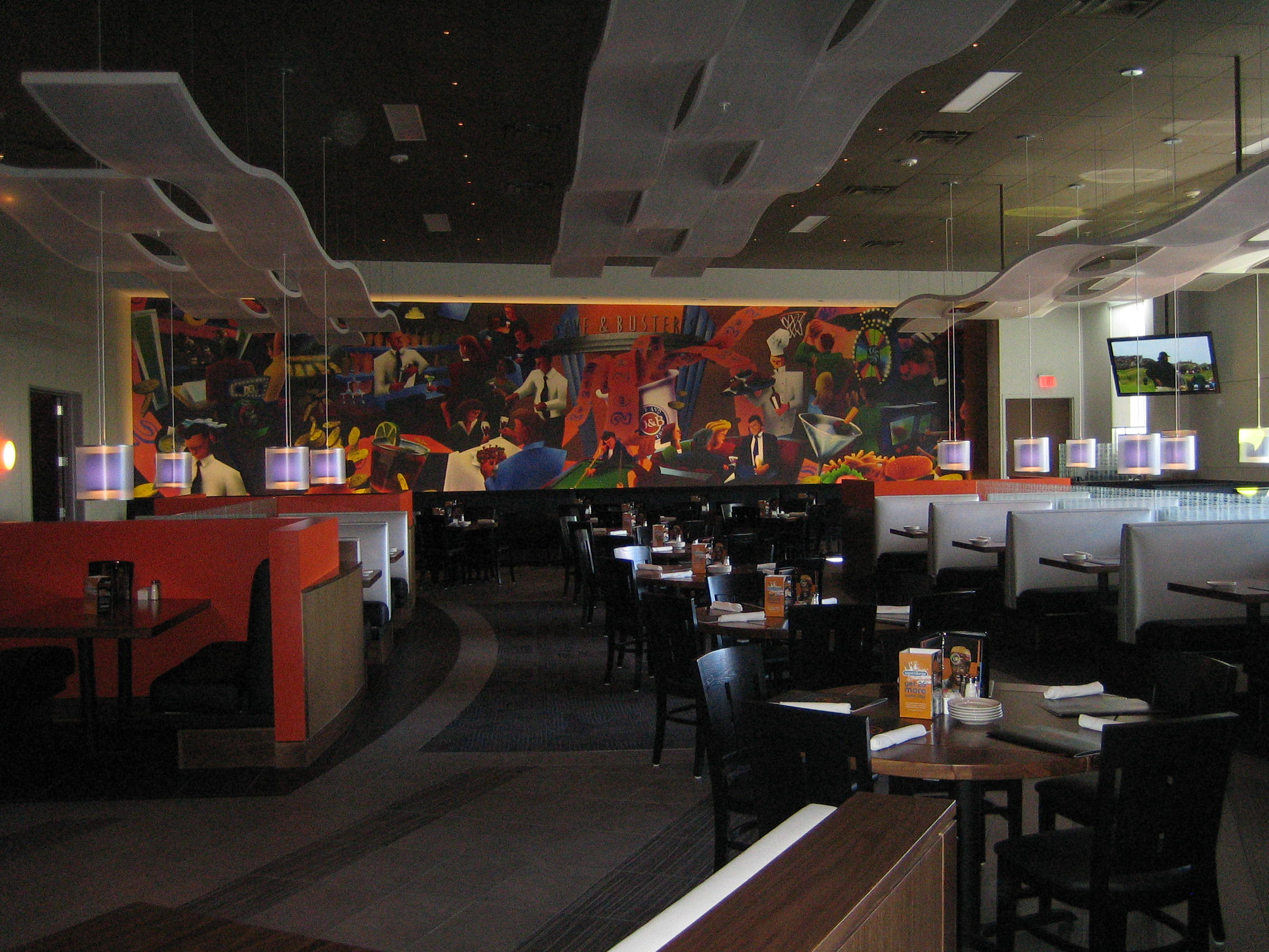 Restaurants Like Dave And Busters Near Orlando