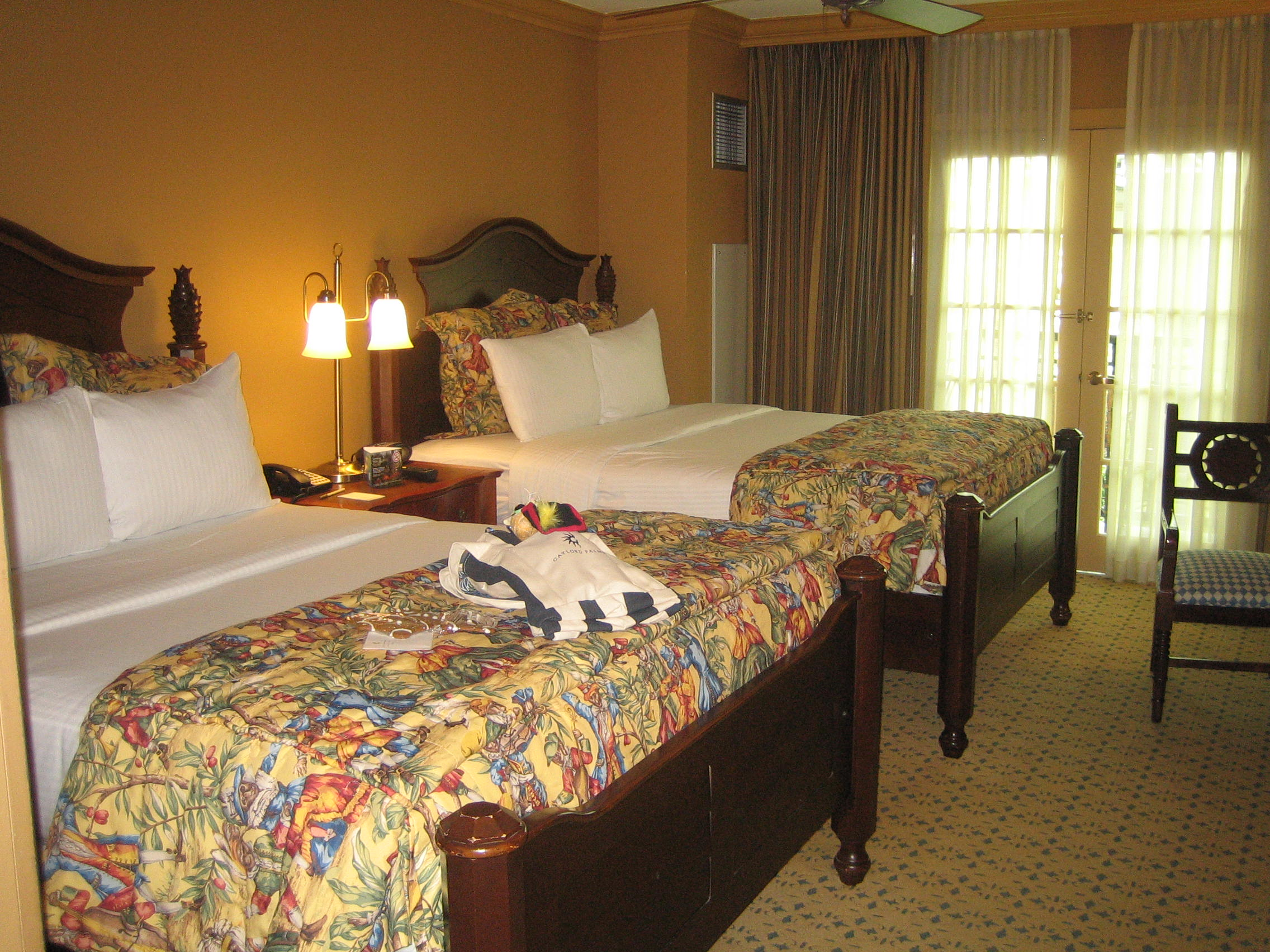 Photo Tour Of Our Room At Gaylord Palms Orlando Resort