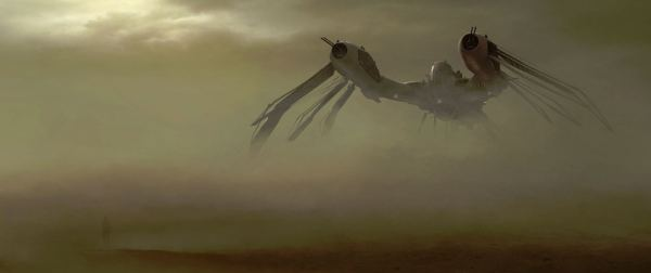 "Disney Releases New ""John Carter"" Movie Concept Art"