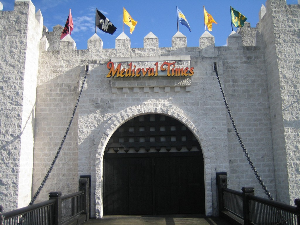Review of Medieval Times Orlando