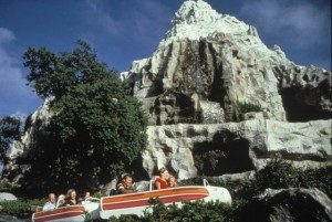 Disney Turning the Matterhorn Bobsleds Into a Movie