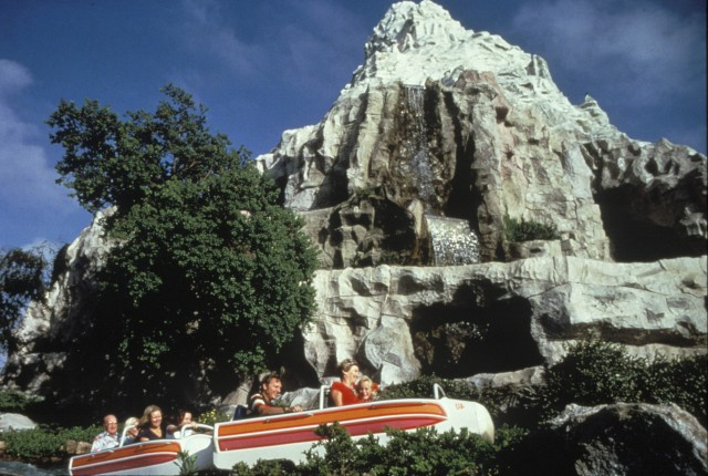 Disney Turning The Matterhorn Bobsleds Into A Movie Disney Every Day