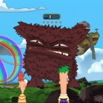Phineas and Ferb Across the Second Dimension Video Game Trailer