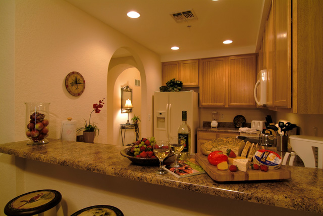 Caribe Cove Kitchen