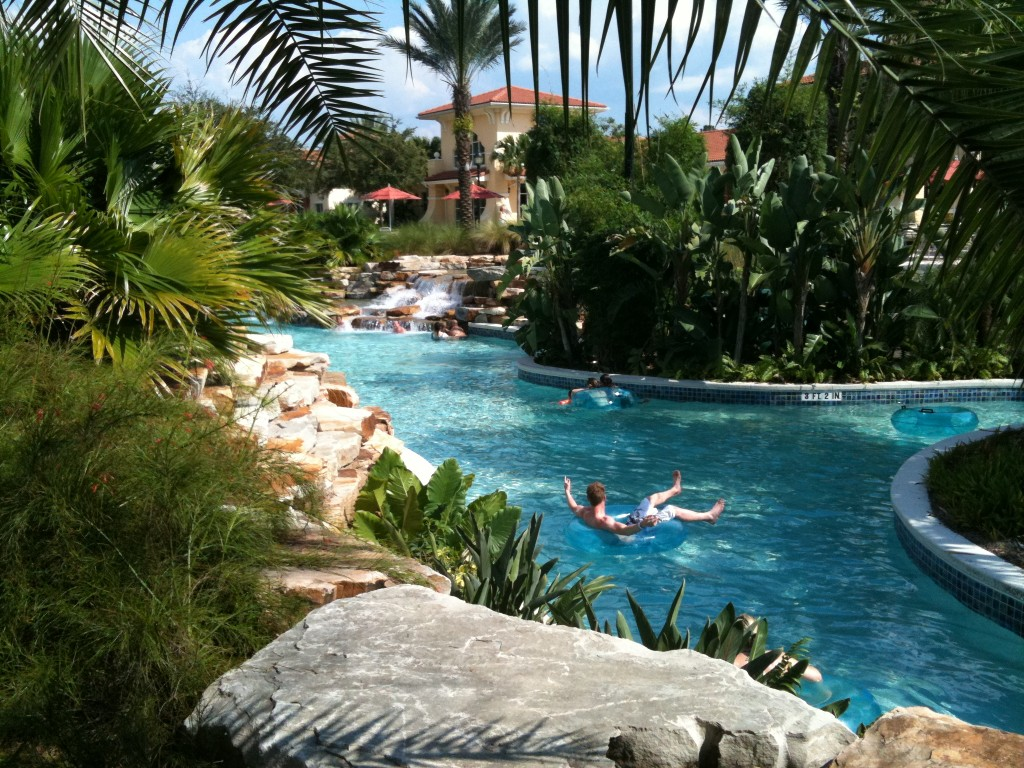 Tour Of The River Island Water Park Area Of Orange Lake