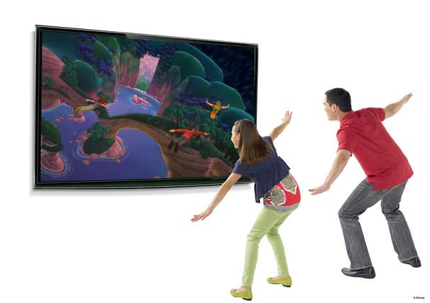 Kinect Disneyland Adventures Peter Pan