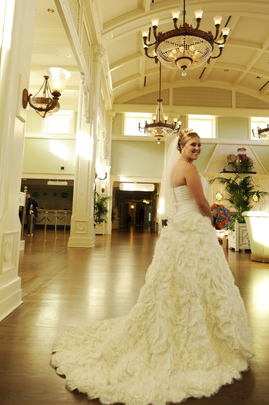 11 Palindrome Weddings at Walt Disney World