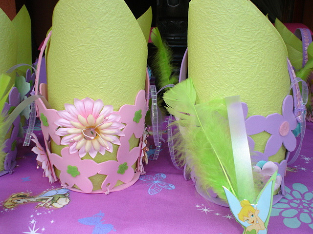 Tinkerbell Birthday Party Bags