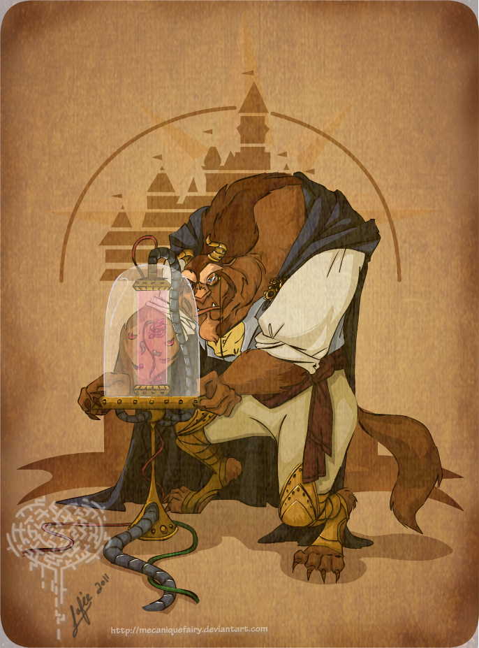 Disney Steampunk Beast