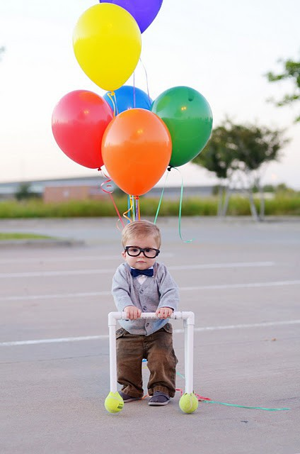 Disney/Pixar UP Carl Fredricksen Toddler Costume
