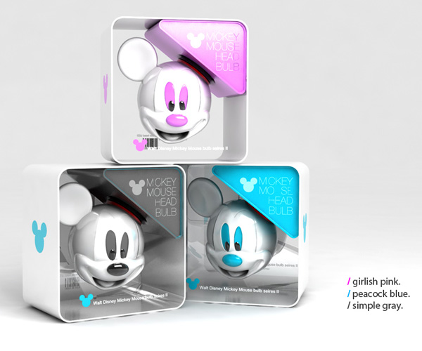 mickey mouse lightbulbs