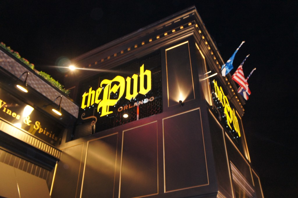 The Pub Orlando: Like Disney's Rose & Crown…But Better