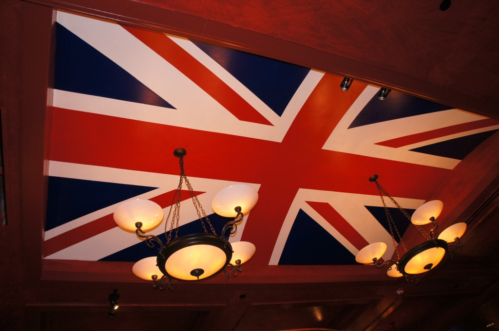 The Pub Orlando Union Jack